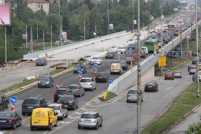 """Променя се движението на градския транспорт по бул. """"Цариградско шосе"""""""