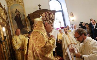 Папа Франциск издигна Апостолическата екзархия в столицата в ранг на Епархия