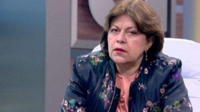 Татяна Дончева: На Данаил Кирилов трябва да му се забрани да пипа юридическа материя
