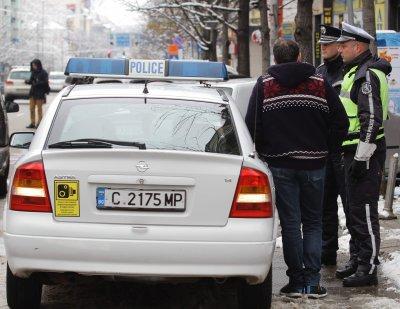 КАТ започна акция срещу пияни и друсани шофьори