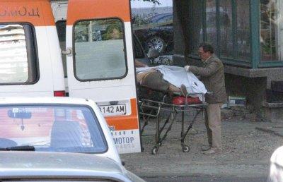 Откриха мъртъв мъж в град Рила