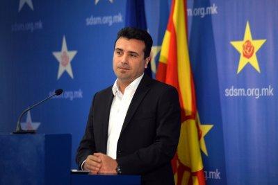 Зоран Заев очаква България да признае македонския език