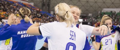 Русия на 1/2-финал на Световното по хандбал за жени