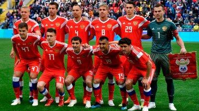 Разрешиха на Русия да участва в квалификациите за Катар 2022