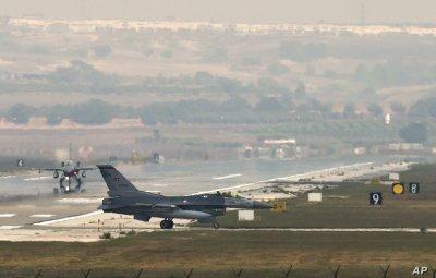 Турция заплаши да закрие американската база Инджирлик