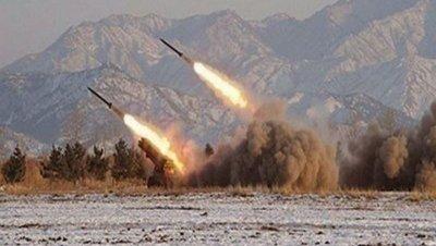 Обстреляха с ракети американска база в Ирак