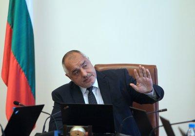 Бойко Борисов за последната телевизионна изява на президента