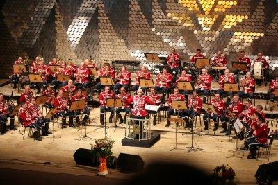 """Безплатен концерт на гвардейския оркестър в зала """"България"""""""