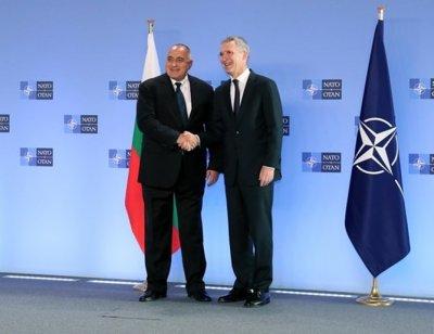 Борисов към Столтенберг: Армията ни отговаря на стандартите на НАТО (ВИДЕО)