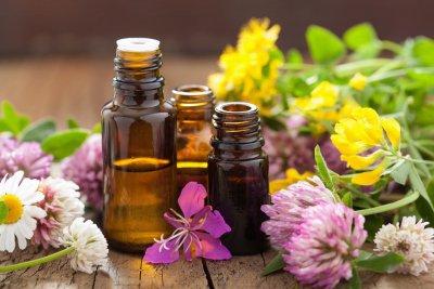 Етерични масла срещу стареене на кожата