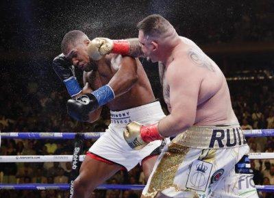 Часове преди голямата битка: Руис-младши е с 20 кг по-тежък от Джошуа
