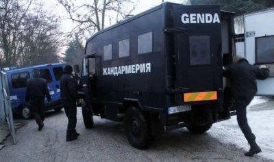 Изпратиха жандармерия в Перник по настояване на ВиК