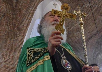 Патриархът: Думите са безсилни за тъгата от загубата на Стоянка Мутафова