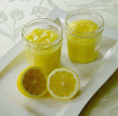 Лек лимонов крем с яйца