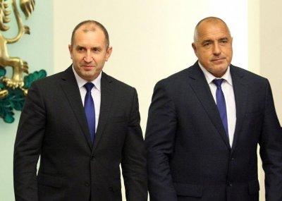 Радев се заяде с Борисов - този път за независимия главен прокурор