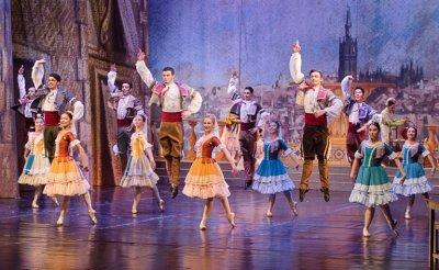 """Балетът """"Дон Кихот"""" на Новогодишния музикален фестивал в НДК"""