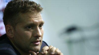 Стилиян Петров не иска да управлява футбола ни