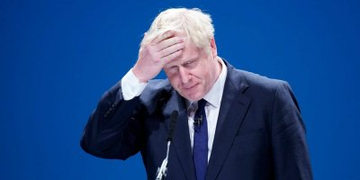Борис Джонсън остава без поста си заради гаф?