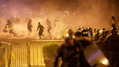 Сблъсъци в Бейрут