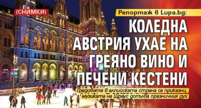 Репортаж в Lupa.bg: Коледна Австрия ухае на греяно вино и печени кестени (СНИМКИ)