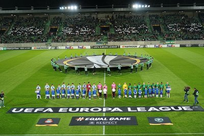 Лудогорец чака Интер в Лига Европа!