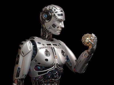 Роботът не може да замени човека