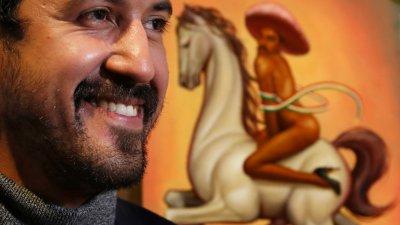 Споразумяха се за скандалната картина на Емилиано Сапата