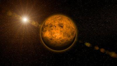 Венера - домът на извънземните?
