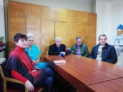 Кирил Ананиев в Перник: Не можем да говорим за епидемия