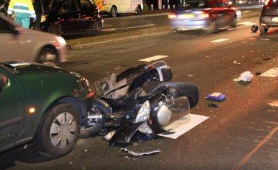 Българин блъснал с колата си умишлено моторист в Хага