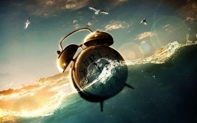 Машината на времето е открита