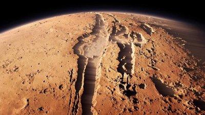 Живот на Марс намерен още през 1976-та