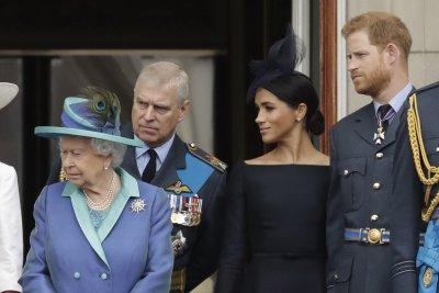 Англия на нож с принц Хари и Меган