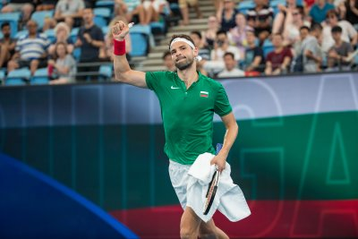 Григор Димитров: Разкарах всички негативни хора около мен и успях!