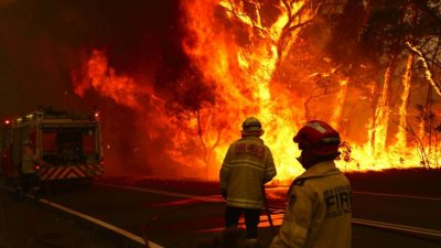 Пожарите в Австралия не са нещо невиждано или уникално
