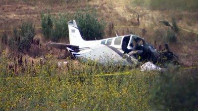 Самолет падна край Пловдив, двама загинаха