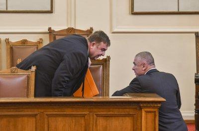 Само в Lupa.bg: Веселин Марешки предсказа свалянето на Вальо Златев