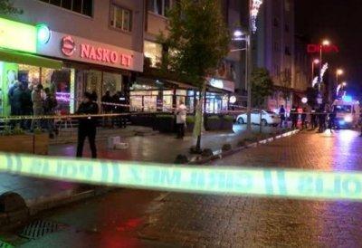 Ужас в Истанбул! Убиха българин, влетял в ресторант с мачете! (ВИДЕО)