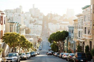 Невидими извънземни живеят в Сан Франциско