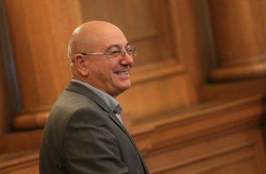 Емил Димитров - Ревизоро през 2011 г.