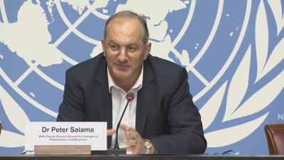Почина изпълнителният директор на СЗО Питър Салама