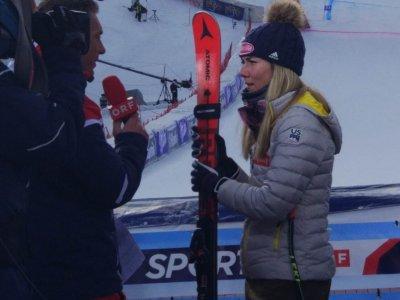 Звездната Микаела Шифрин с втора победа в Банско