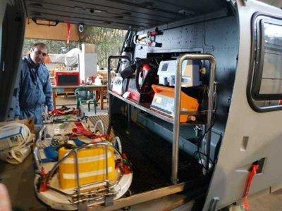 Транспортираха до Варна родилка в кома с военен вертолет