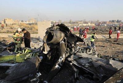 Доклад потвърди: Две ракети поразили украинския самолет край Техеран