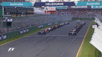 И Формула 1 събира пари за Австралия