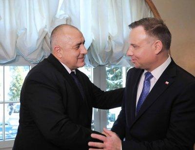 Борисов и Дуда обсъдиха бъдещето на Западните Балкани