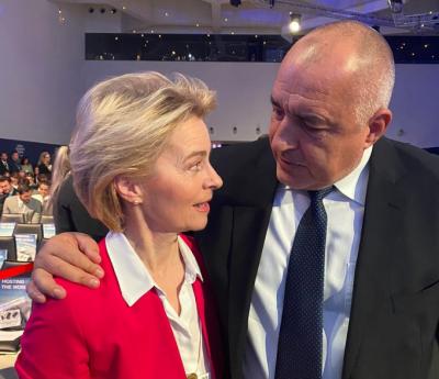 Борисов се срещна с Урсула фон дер Лайен