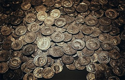 Задигнаха монети за 1 милион евро