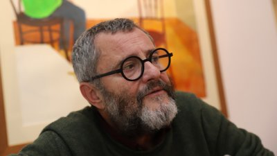 Художникът Андрей Даниел почина внезапно