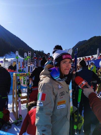 Италианките окупираха лидерския ски подиум в Банско (СНИМКИ)